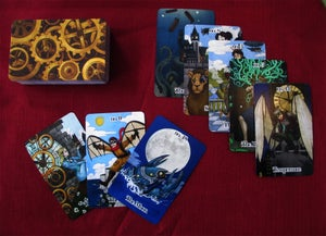 Image of Steampunk Tarot Deck