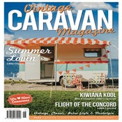 Image of Current Issue 18 Vintage Caravan Magazine