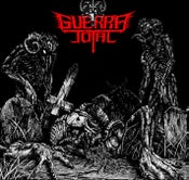 "Image of GUERRA TOTAL  ""Antichristian Zombie Hordes""  LP"