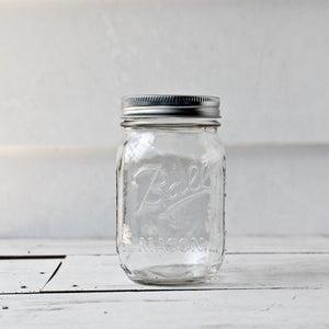 Image of Pint Preserving Mason Jars