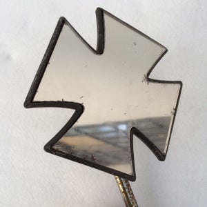 Image of I Ron Cross Mirror
