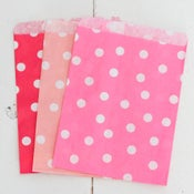Image of Polka Dot Bags