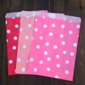 Image of Polka Dot Bags