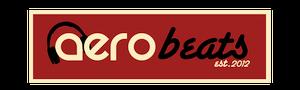Image of AeroBeats Die Cut Sticker (3-Pack)