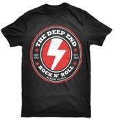 Image of 'No Time To Rest' Europe 2014 Tour Shirt