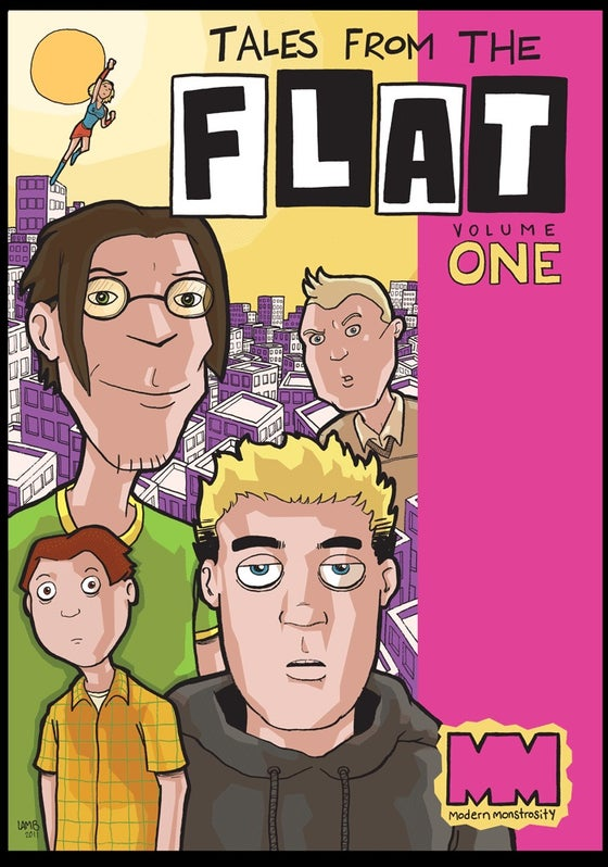 Image of Tales from the Flat, Volume One