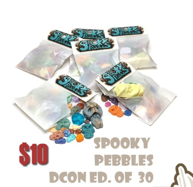Image of DCon Spooky Pebbles