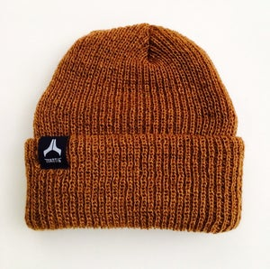 Image of ON SALE - Beanie - Salary Cap / Copper