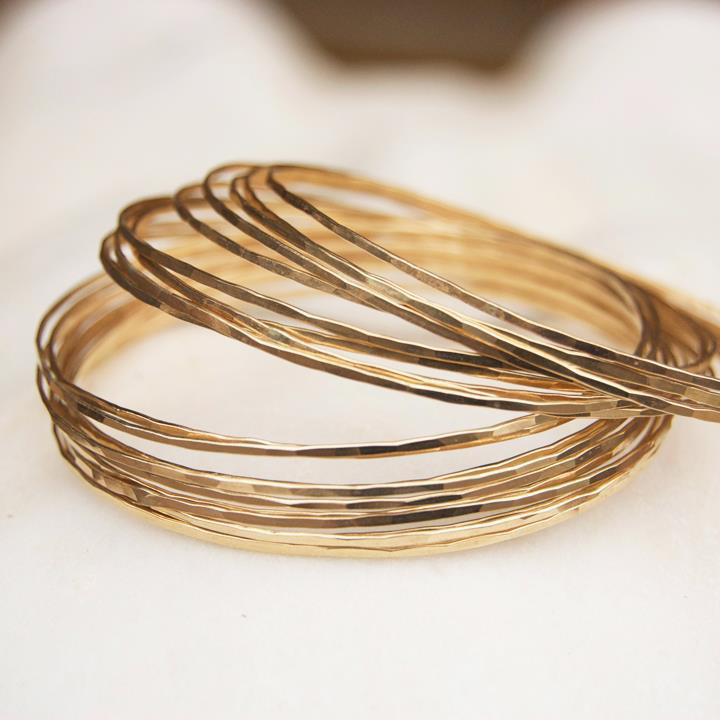 Image of Light bangles