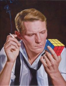 Image of CUBE MAN