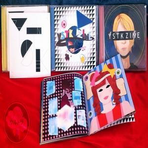 Image of YSTKzine + CD