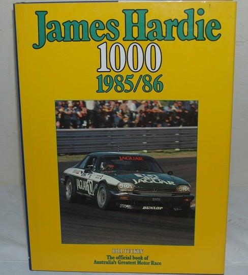 Image of 1985 Bathurst 1000. Jaguar & Goss win the day.