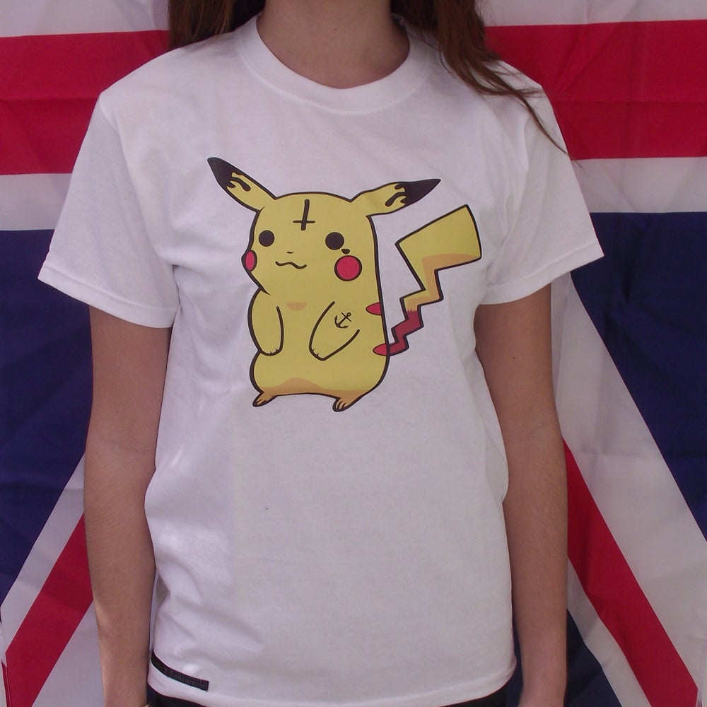 Image of Gotta catch 'em all- pikachu- PRE ORDER