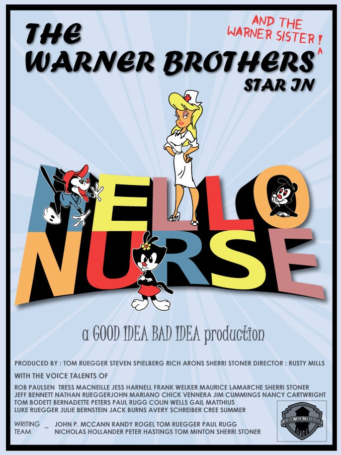 Image of Animaniacs - Hello Nurse The Film !
