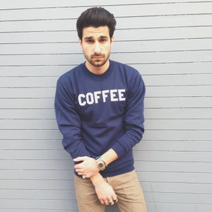 Image of COFFEE Crewneck