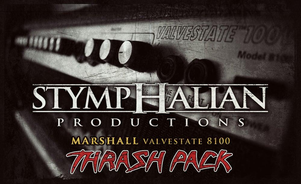Image of Marshall Valvestate 8100 Thrash Pack