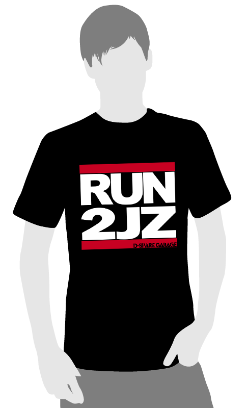 Run2jz t shirt run2jz for Big cartel store templates