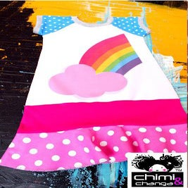 Image of chimi rainbow spring looooooooooooooove - limited collection