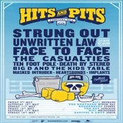 Image of ADELAIDE Ticket - Hits & Pits Festival (18+)