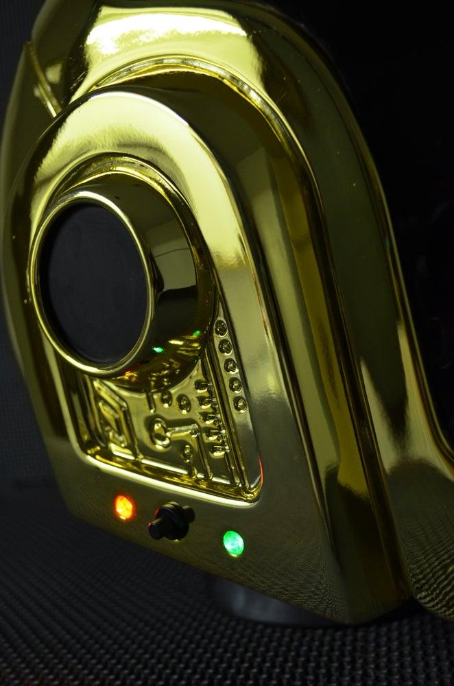 Daft Punk Helmet Discovery Era Replica Moguai Props