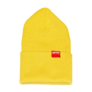 Image of All Day Beanie (Yellow)