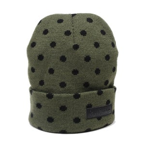 Image of Point Beanie (Olive)