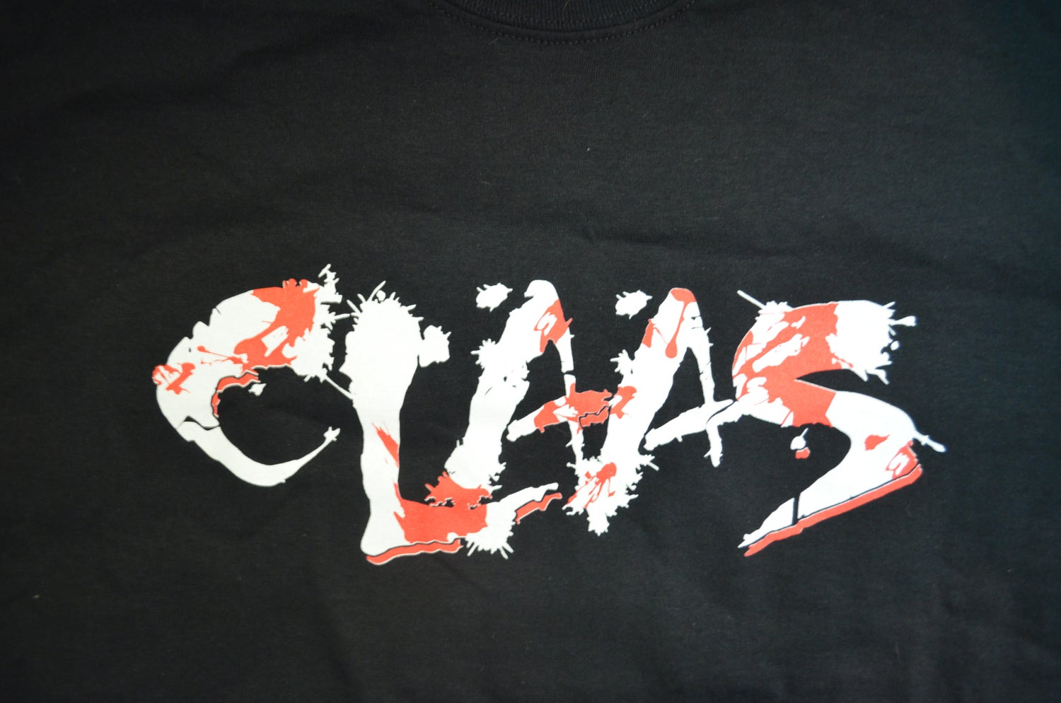 Image of Team Claashole Bloody Shirt