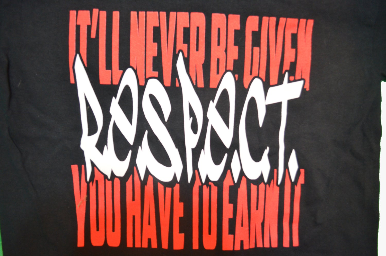Image of Claas R.E.S.P.E.C.T. T-shirt