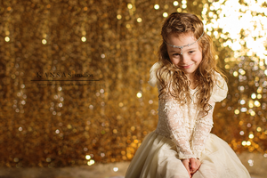 Image of Shine Brite Spring Collection | Shiny Gold