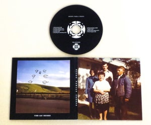 Image of WOODS FAMILY CREEPS ~ WOODS FAMILY CREEPS ~ cd (TIME-LAG 049)