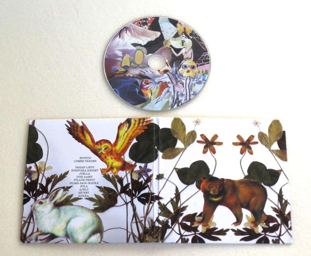 Image of KUUPUU ~ LUMEN TÄHDEN ~ cd (TIME-LAG 044)