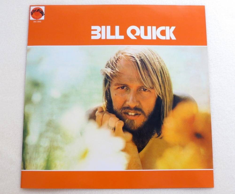 Image of BILL QUICK ~ MARAVILLOSA GENTE ~ lp (TIME-LAG 038)