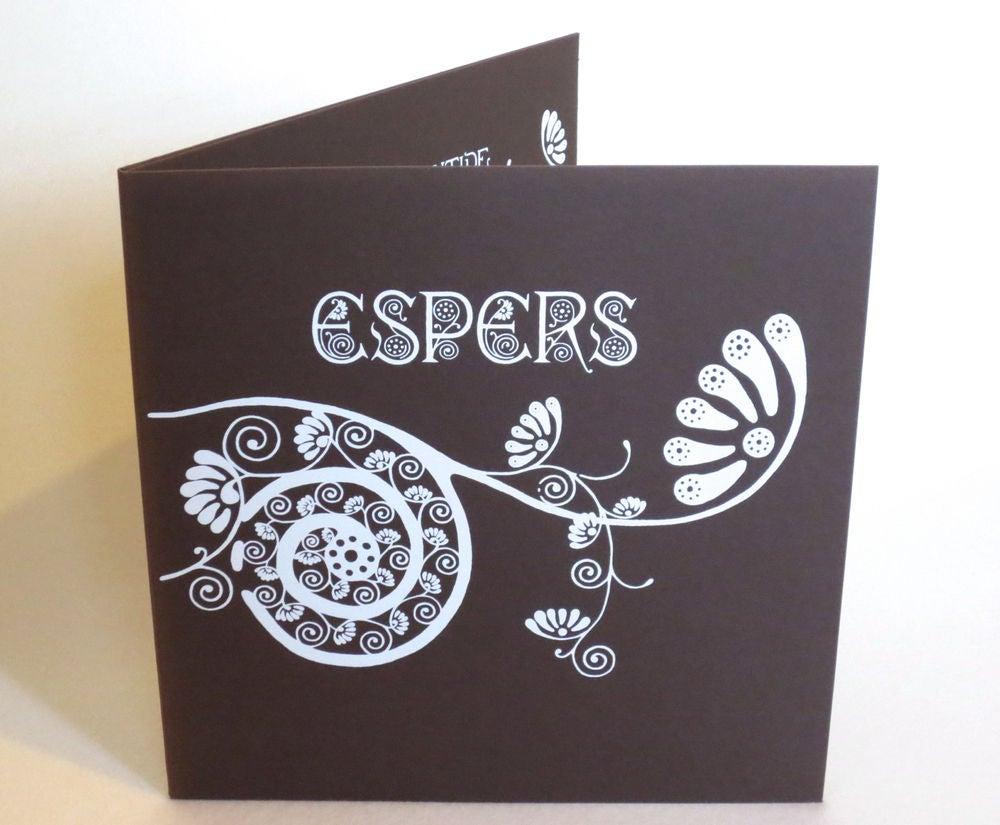 Image of ESPERS ~ ESPERS ~ lp (TIME-LAG 015)