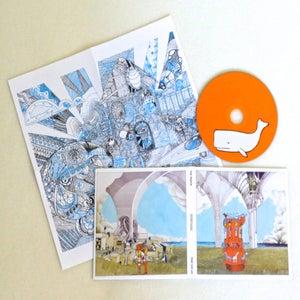 Image of THE PONYS (aka PHANTOM BUFFALO) ~ SHISHIMUMU ~ cd (TIME-LAG 006)
