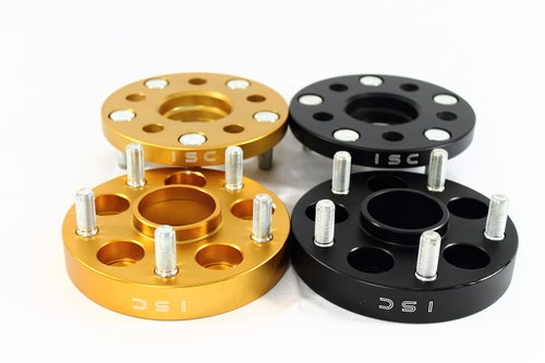 Image of ISC 5x100 to 5x114 Wheel Adapters 15mm/25mm
