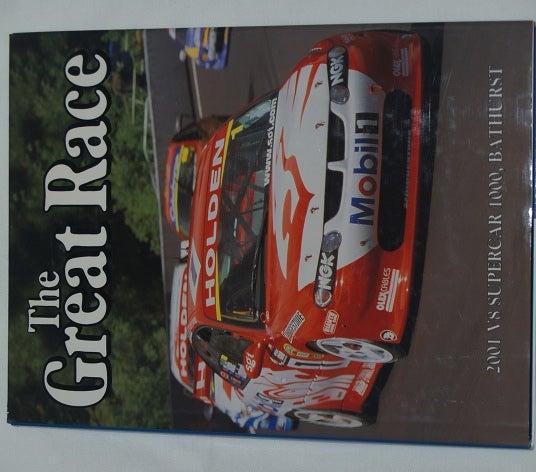 Image of Bathurst Great Race book # 21. Skaife & HRT.