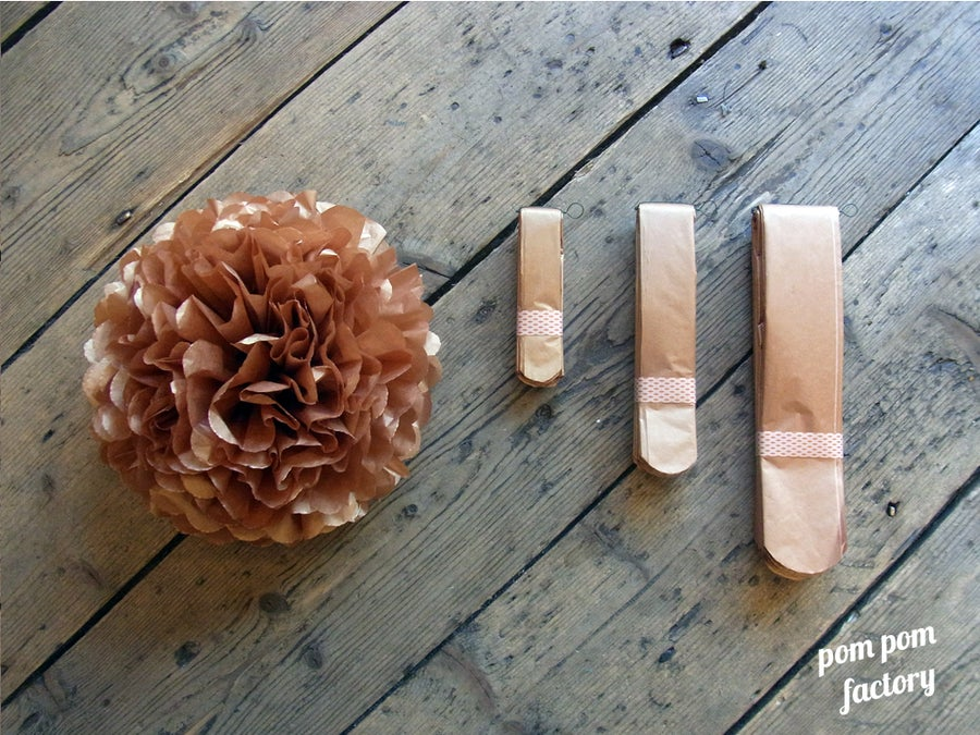 Image of Metallic Rose Gold