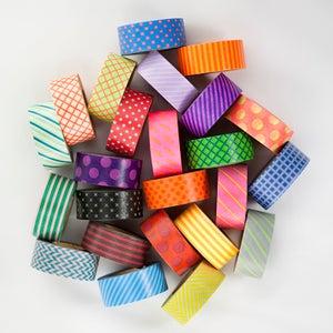 Image of Mini Maste Patterned Washi Tape