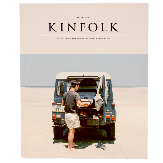 Image of Kinfolk Magazine - Nine