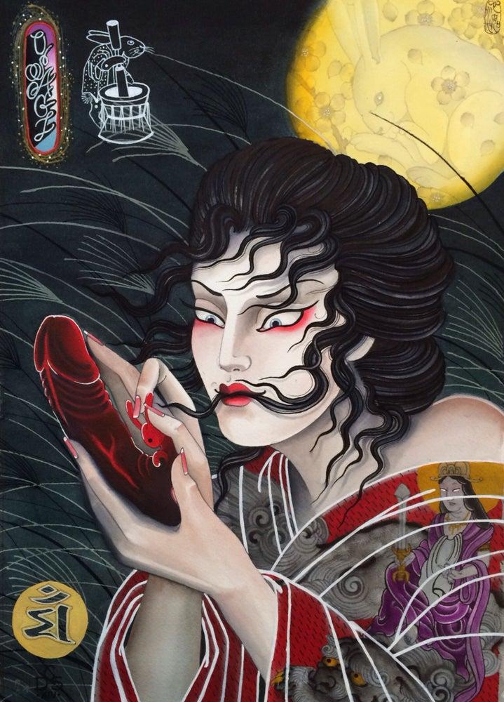 Image of Usagi.Zodiac.Serie.