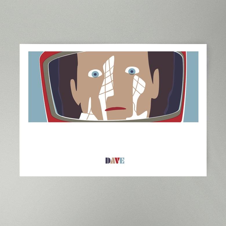 Image of DAVE Art Print