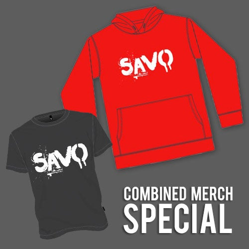 Image of Savo Logo - Combined Merch Special