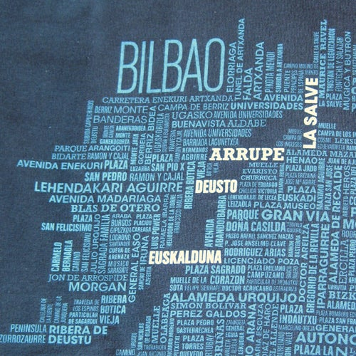 "Image of Camiseta ""Bilbao"" Hombre / ""Bilbao"" Tshirt Man"