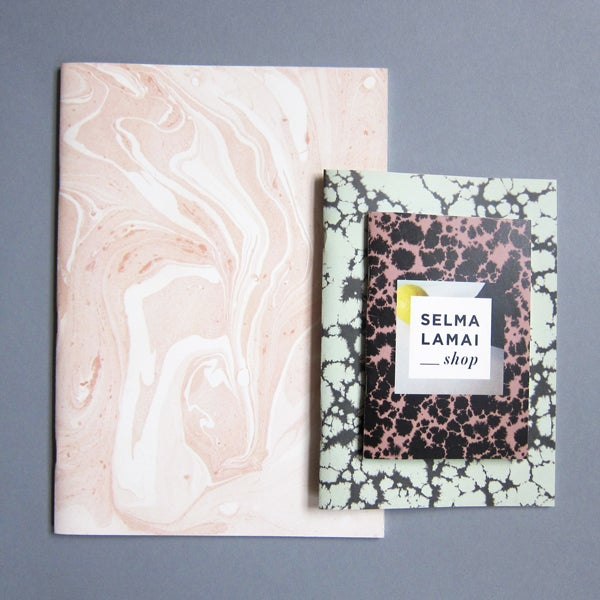 Image of 3 Notebooks / #7