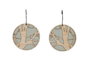 Image of Branch 2 Earrings