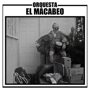"""Image of EP 7"""" Vinyl: Macacoa / No sé cuando llegué (2014)"""