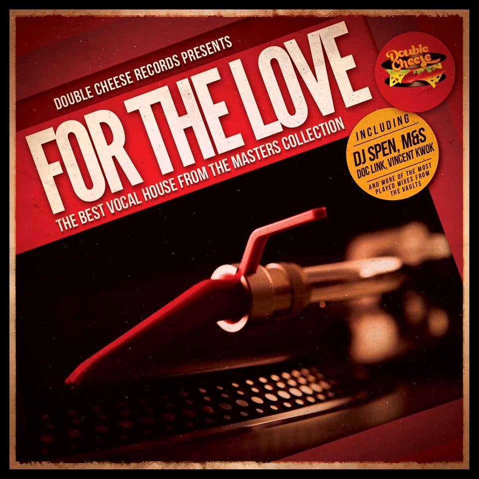 Image of Various Artists - For The Love
