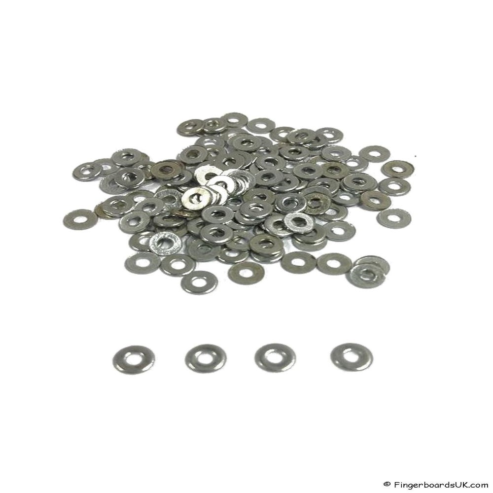 Image of FBUK Fingerboard Micro Metal Washers Small