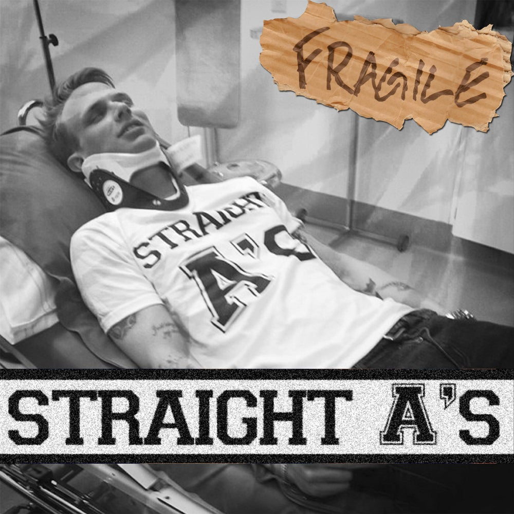 Image of Straight A's Fragile EP