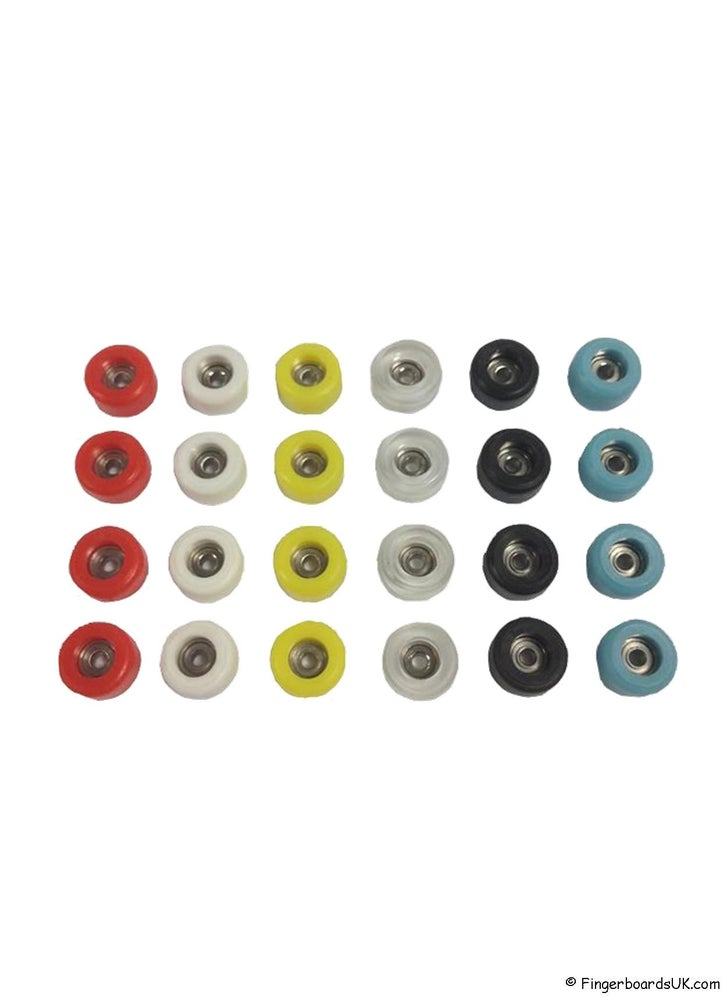 Image of FBUK Standard Bearing Fingerboard Wheels